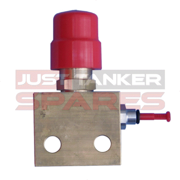 Alfons Haar Emergency Stop (Red Button) 4mm Fittings