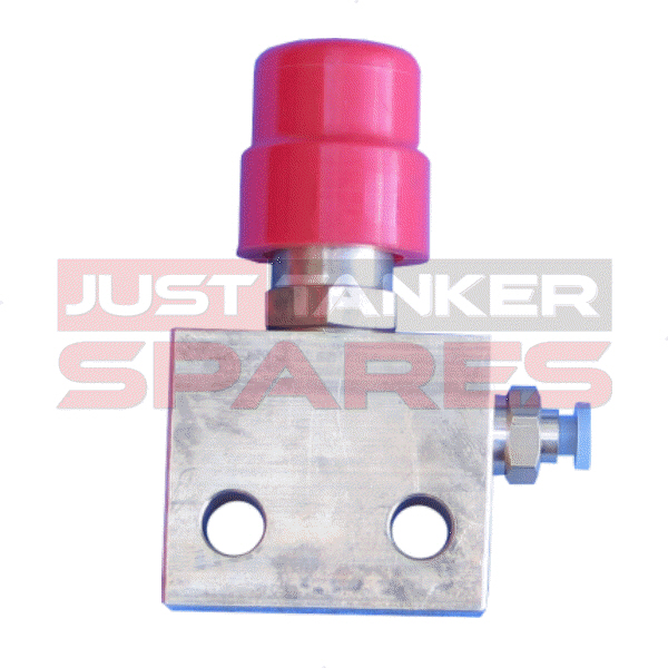 Alfons Haar Emergency Stop (Red Button) 6mm Fittings