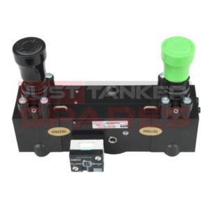 Emco 1 Pot Cabinet Control Valve Assembly