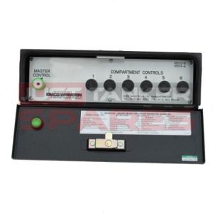 Emco Control Cabinet 6 Compartment