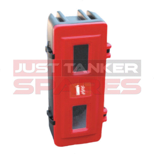 Fire Extinguisher Box, Front Loading