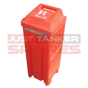 Fire extinguisher box, Top Loading