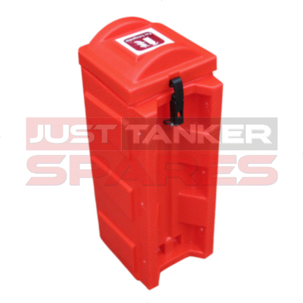 Fire extinguisher box, Top Loading 9kg