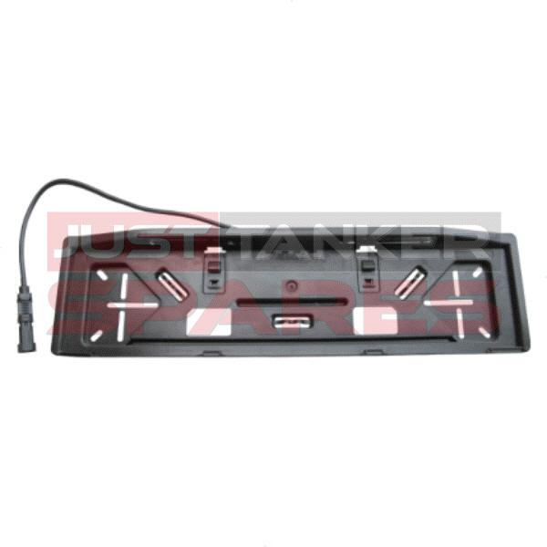 Number Plate Holder & LED Lights, 1.5m