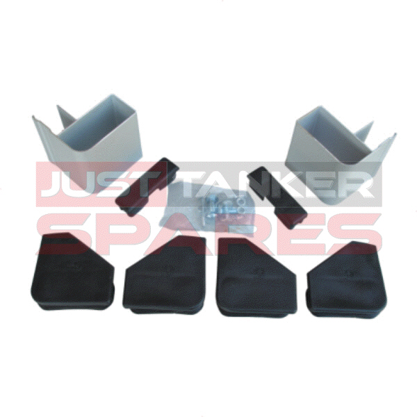Pedestrian Side Guard Kit Single
