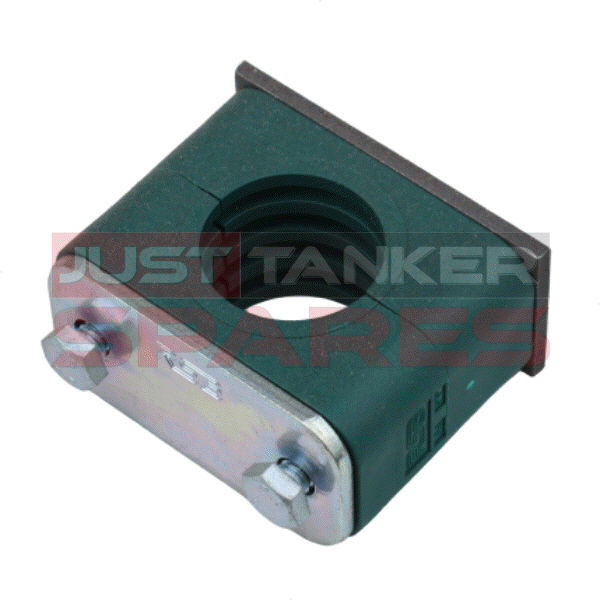 Hydraulic Pipe Clamp - Single 25mm