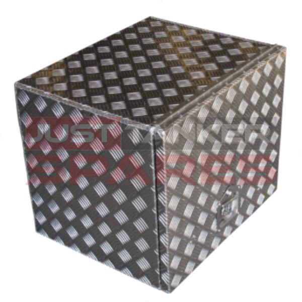 Tool Box Chequer Plate 1200mm Wide