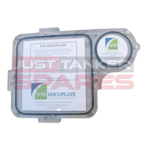 VTG Document Holder